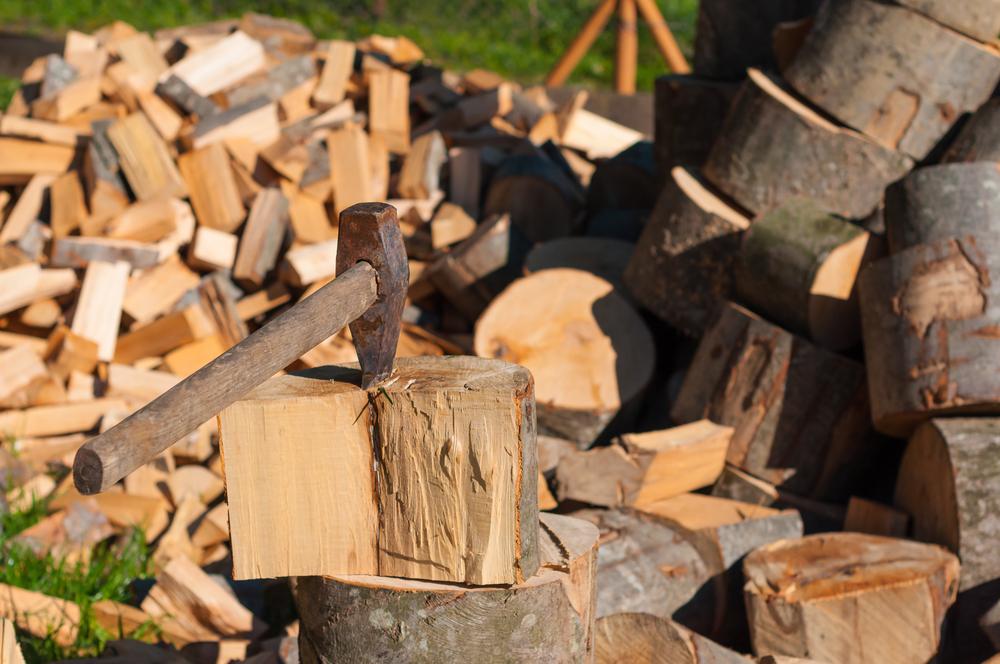 Kaloryczność drewna