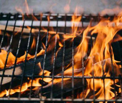 Grill na ognisko